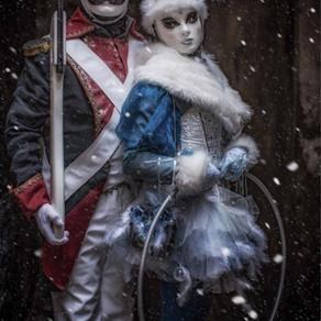 Ballerina and the Steadfast Tin Soldier 堅定の錫兵