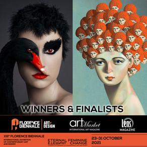 Lens Magazine Open Call Finalist