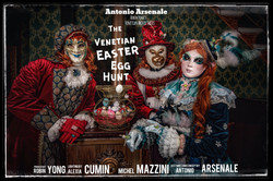 The Venetian Easter Egg Hunt