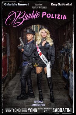 Barbie Polizia