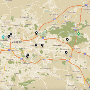 Interactive Map for Participants