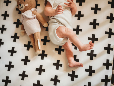 Denver Welcome Home Baby Lifestyle Session