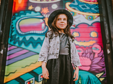 RiNo Art District Portrait Session