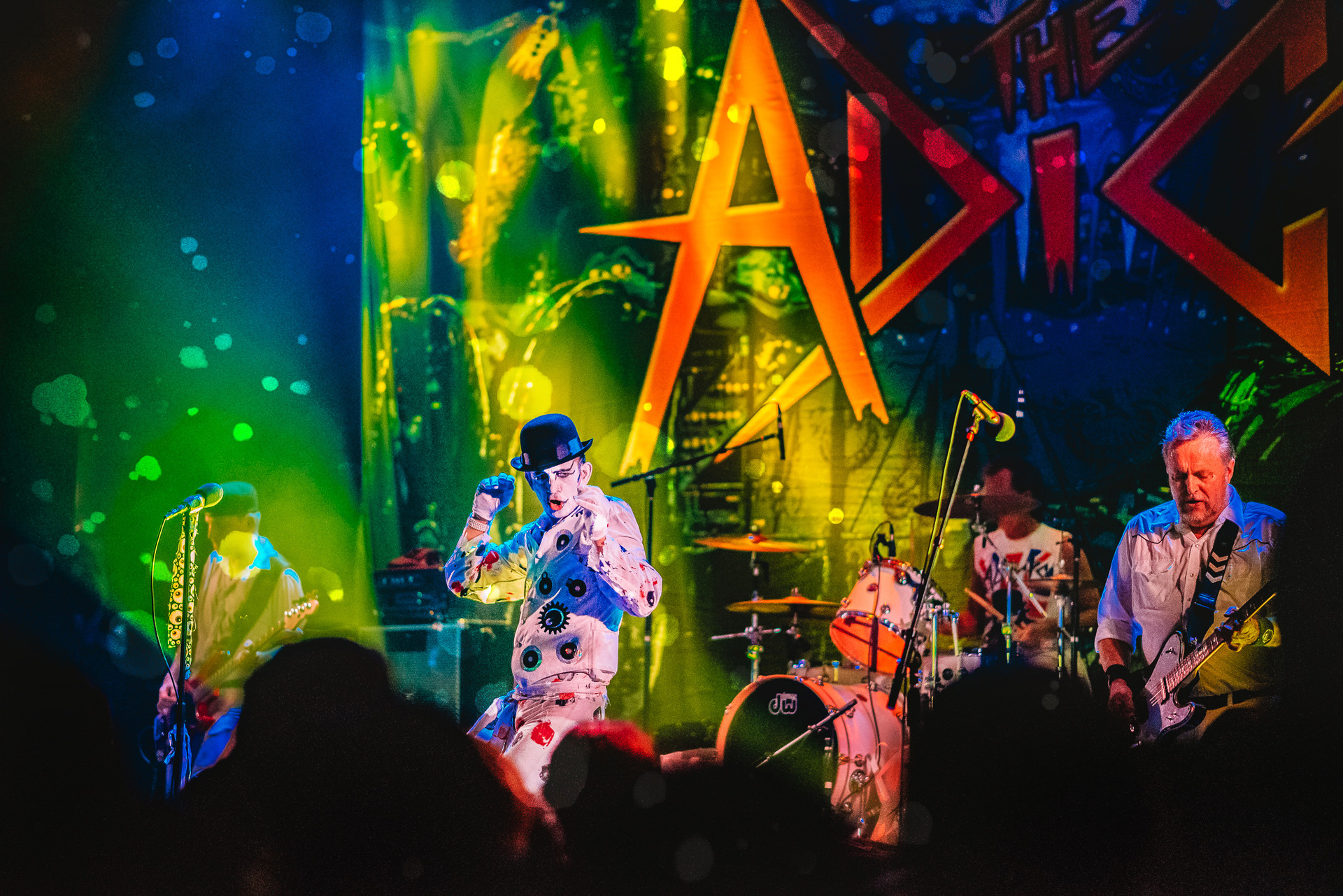 The Adicts Concert Photography Denver Co