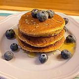 Veux-tu une jolie recette de pancakes zé