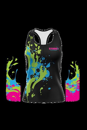 Camisole de tri XOllOX splash