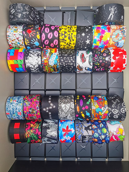 La douceur du tiroir - 15 ceintures !
