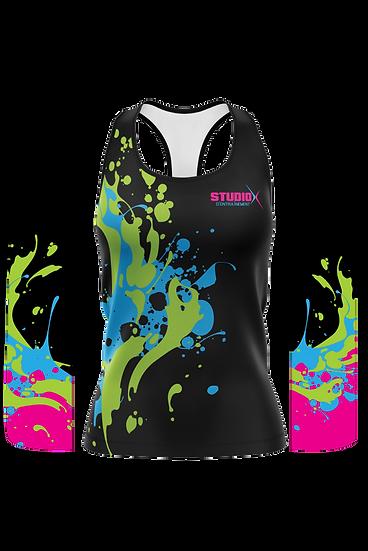 Camisole marathon XOllOX splash