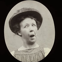 Humorous Victorian's Pulling Faces (2).j