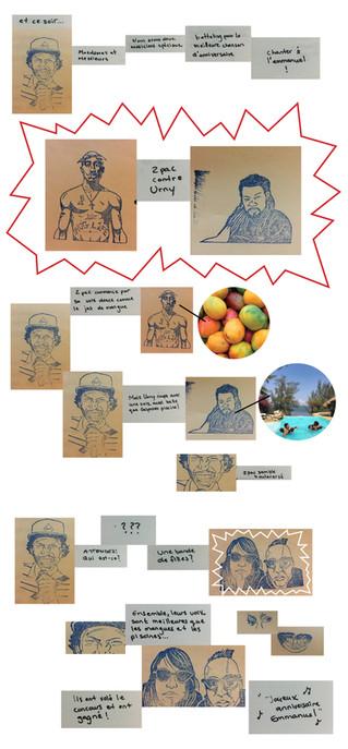 Antananarivo stamp project