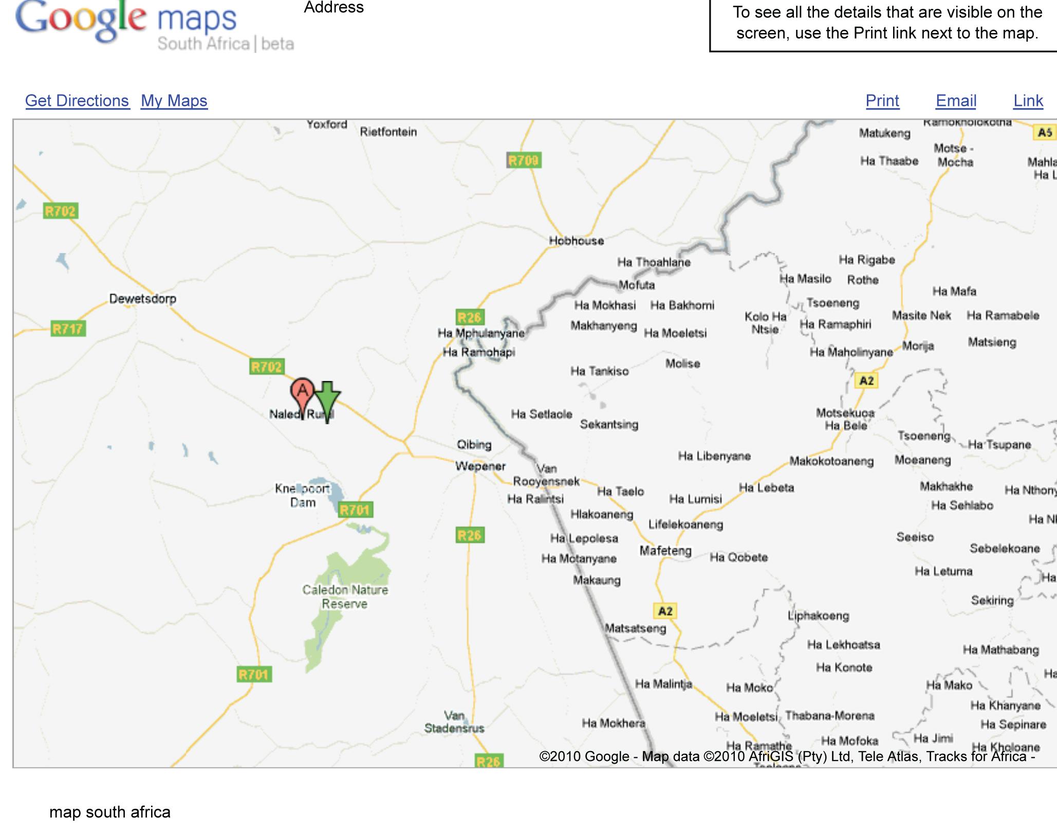 Naledi Rural