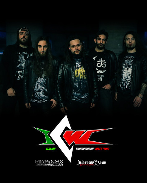 COLLABORATION WITH ITALIAN CHAMPIONSHIP WRESTLING (ICW)