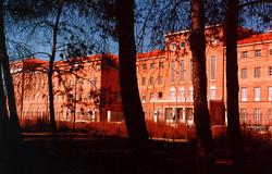 Colegio Alcala exterior