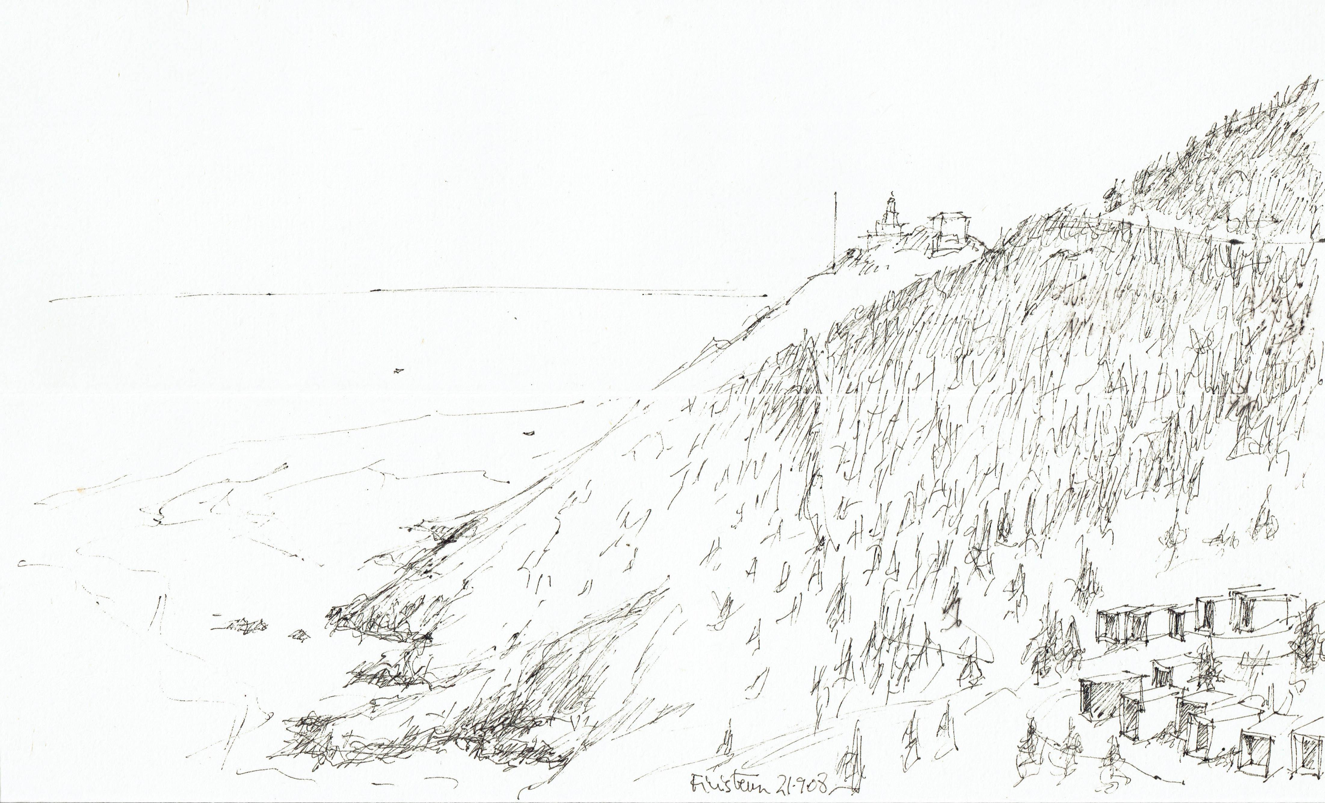 CAMINO FINISTERRE 2008