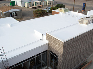 Single-Ply Roofing