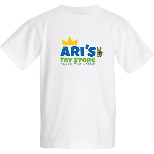 Ari's Toy Store T shirt