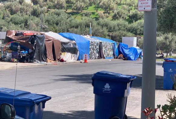 Gang-run Homeless Camp Threatens Constituents