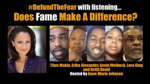 Does Fame Make a Difference? Five African-Americans Share Personal Stories