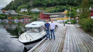 Sognefjord Boating