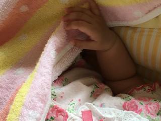 赤ちゃんは最高のレイキヒーラー!