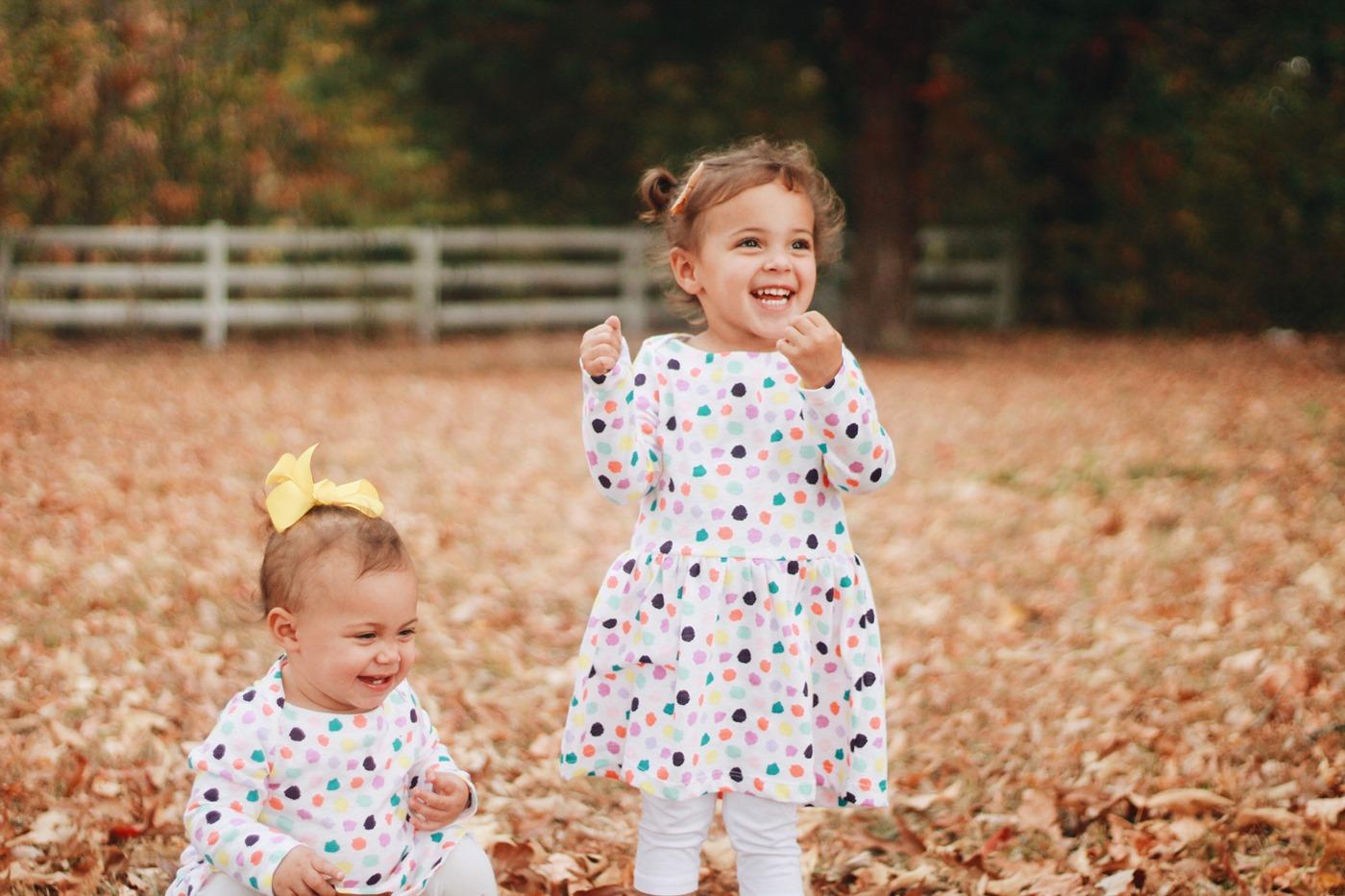 + Joy and Selah +