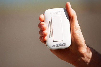 Does your car have a E-Tag?
