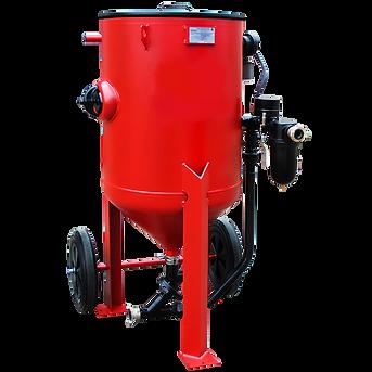 Sableuse industrielle, sablage métal avec sableuse industrielle 200 Litres, sableuse 300 litres, equipement de sablage pour métal,