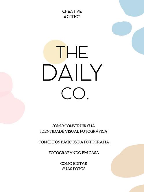 Fotografando com a Daily Co.