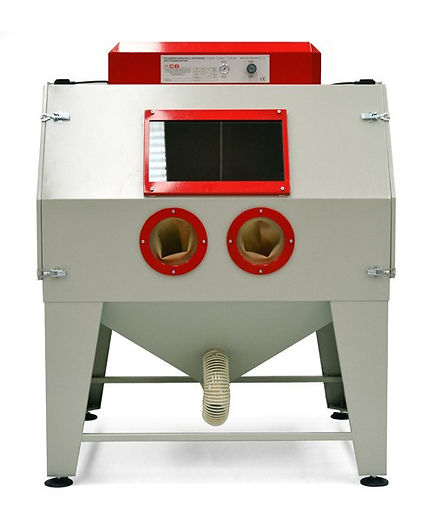 Cabine de sablage-cabine de microbillage