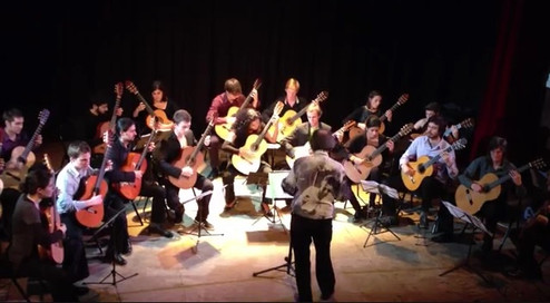 Festival de Guitare de Paris, com Roland