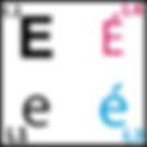 How to type é and É. The 4 four levels of a keyboard layout