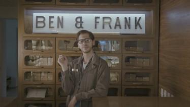 Ben & Frank | Pepino