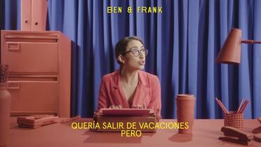 Ben & Frank | Año Nuevo
