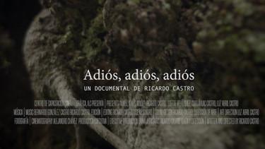 Adiós, adiós, adiós | Trailer oficial