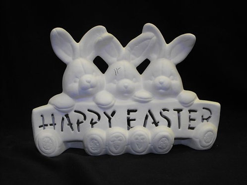 """Happy Easter"" Bunny Light"