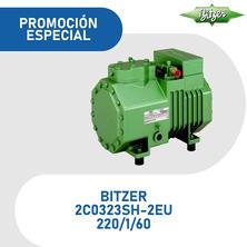 COMPRESOR BITZER 2C0323SH-2EU