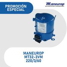 COMPRESOR MANEUROP MT32-3VM