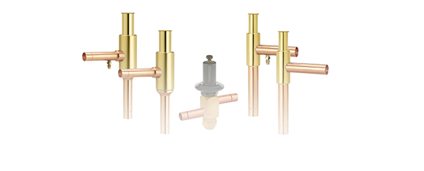 Válvulas Reguladoras de Presion al Compresor