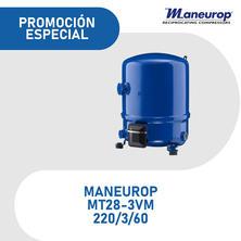 COMPRESOR MANEUROP MT28-3VM