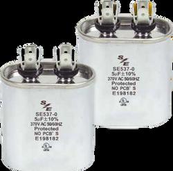 capacitor ovalado
