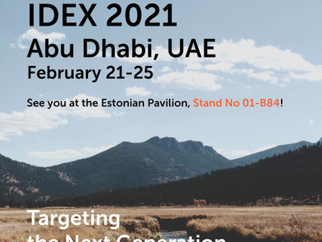 Marduk Technologies at IDEX, Abu Dhabi (21st - 25th February)