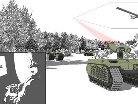 Marduk Technologies and Milrem Robotics launch autonomous C-UAS system