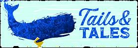 "Summer Reading ""Tails & Tales"" logo"