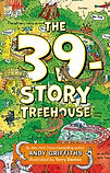 The 39-Story Treehouse cover