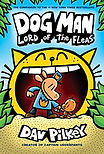 Dog Man Lord of the Fleas cover
