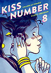 Kiss number 8 cover