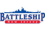 The Battleship New Jersey Logo