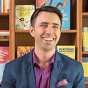 Author Jarrett J. Krosoczka