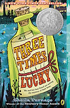 Three Times Lucky cover