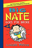 Big Nate Goes for Broke cover